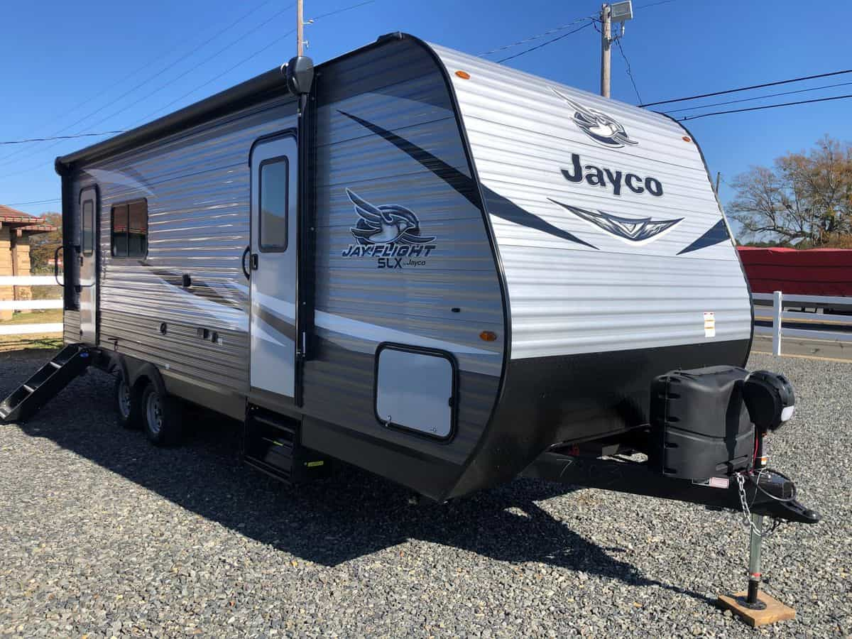 NEW 2021 Jayco JAY FLIGHT SLX 235RKS