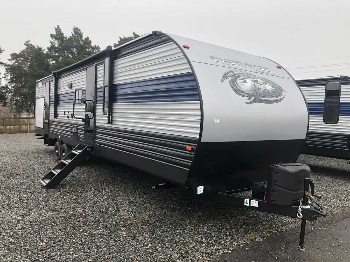 NEW 2021 Forest River Cherokee 324TS