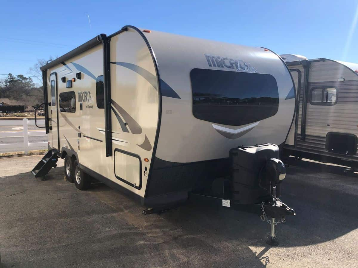 USED 2019 Forest River Flagstaff 21FBRS