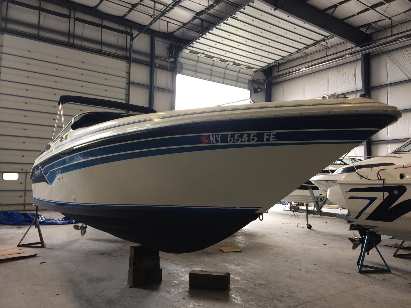 Used 1989 Sea Ray 27 Pachanga - Hutchinson's Boat Works