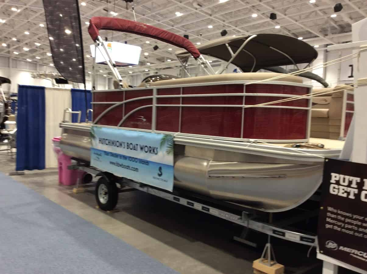 NEW 2019 Bennington 20SL - Hutchinson's Boat Works