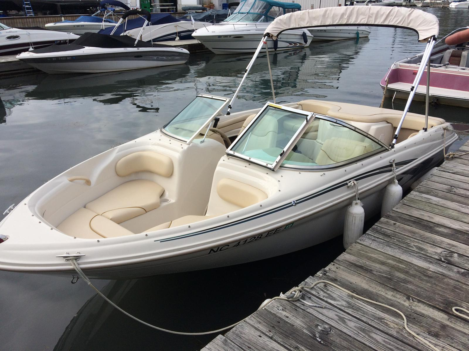 USED 2001 Sea Ray 180 Bow Rider - Hutchinson's Boat Works