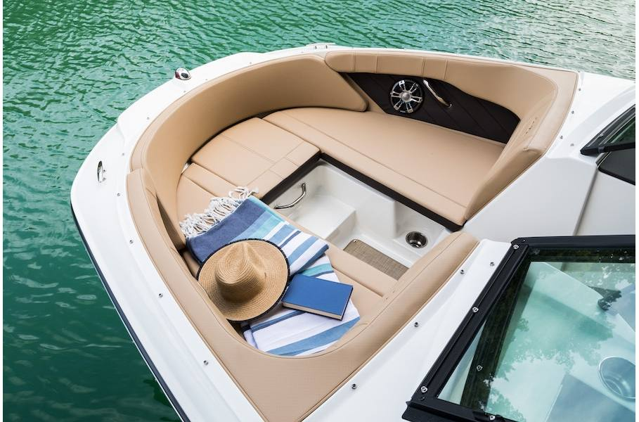 New 2019 Sea Ray SPX 210 - Hutchinson's Boat Works