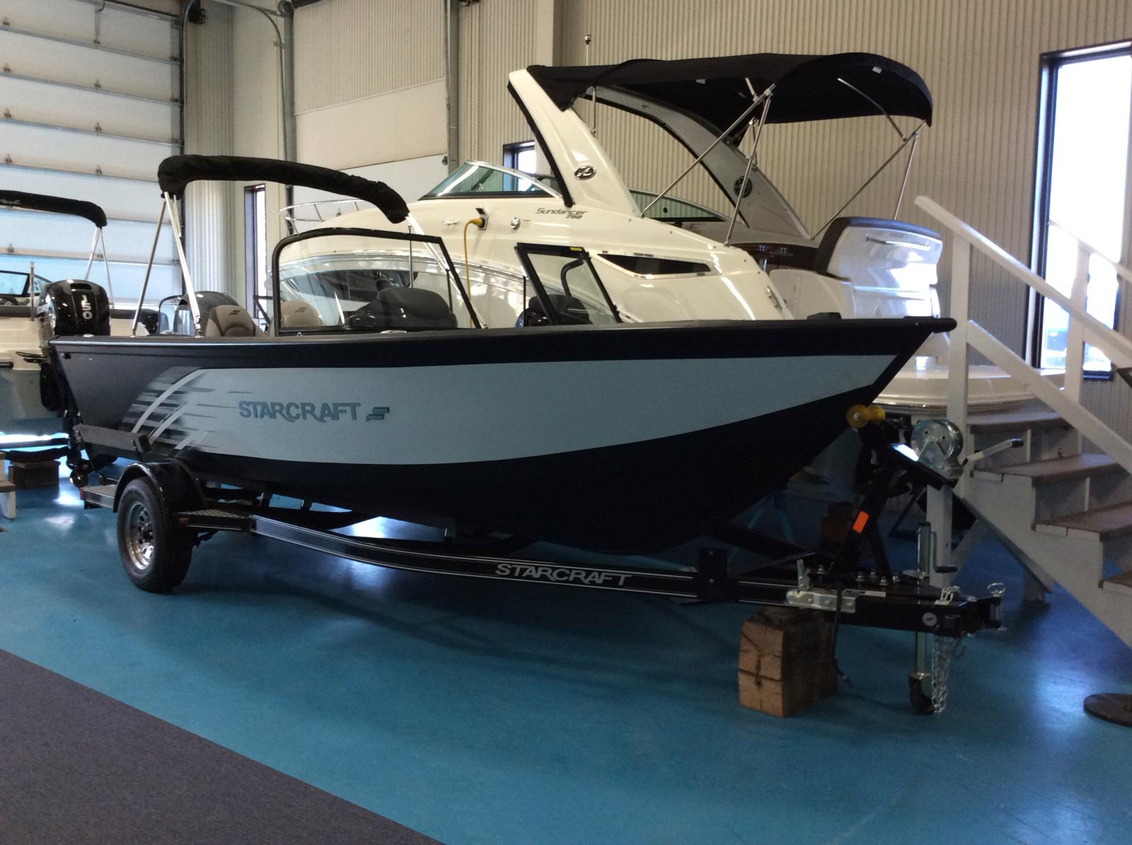 NEW 2016 Starcraft Titan 186 - Hutchinson's Boat Works