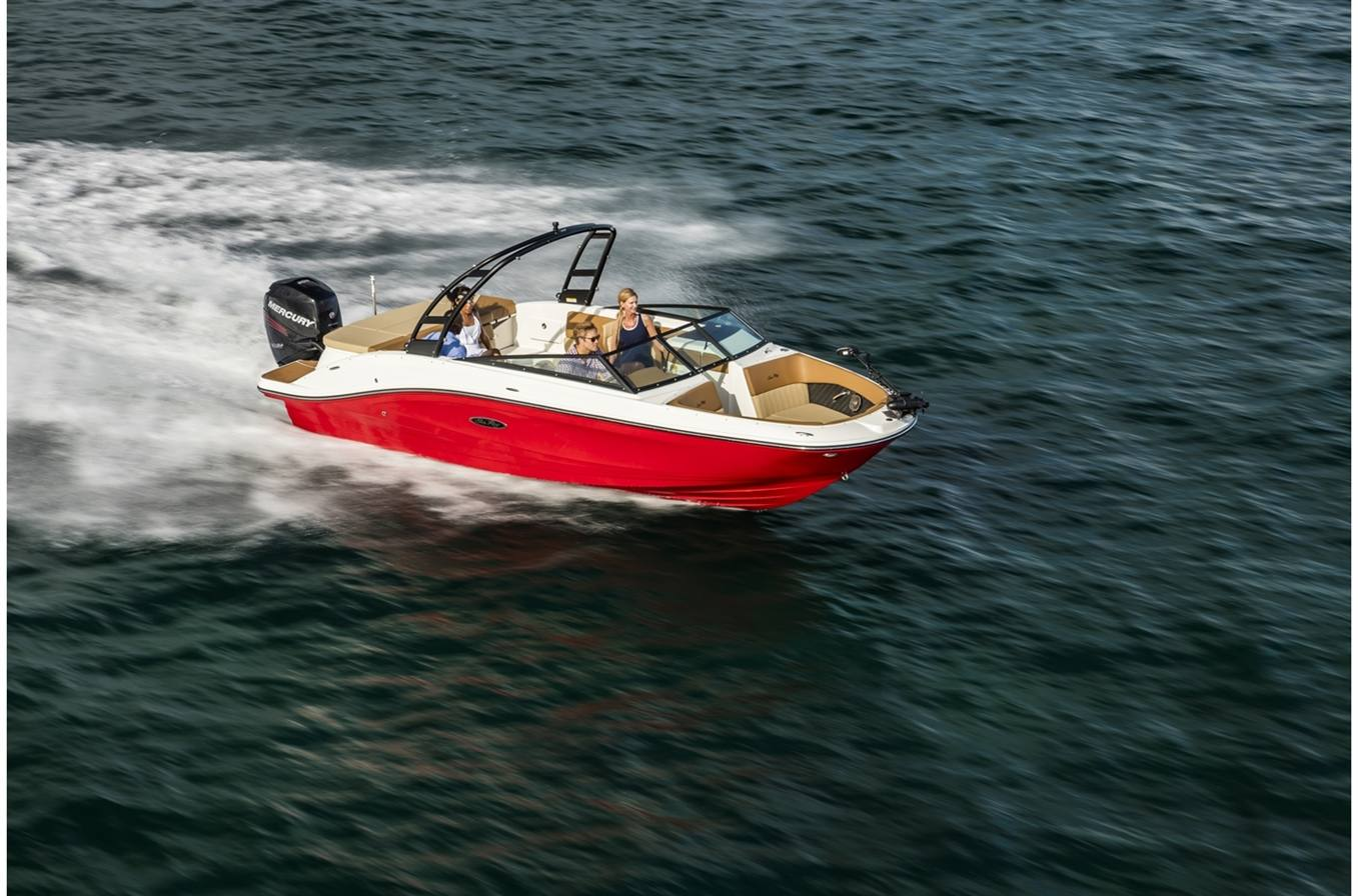 NEW 2018 Sea Ray SPX 230 OB - Hutchinson's Boat Works