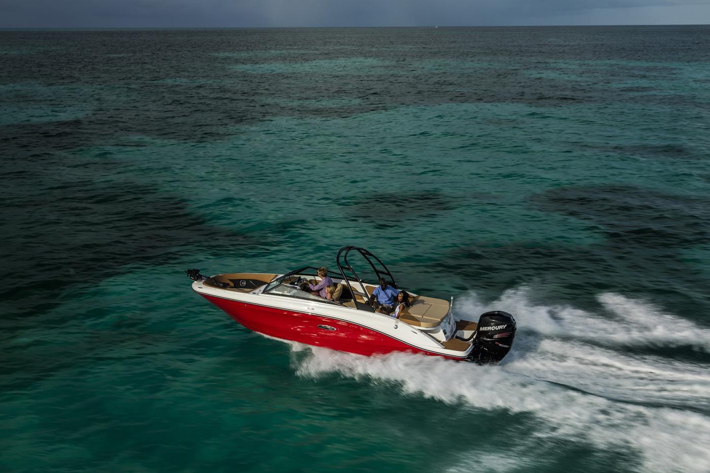 New 2019 Sea Ray 23 SPXO - Hutchinson's Boat Works