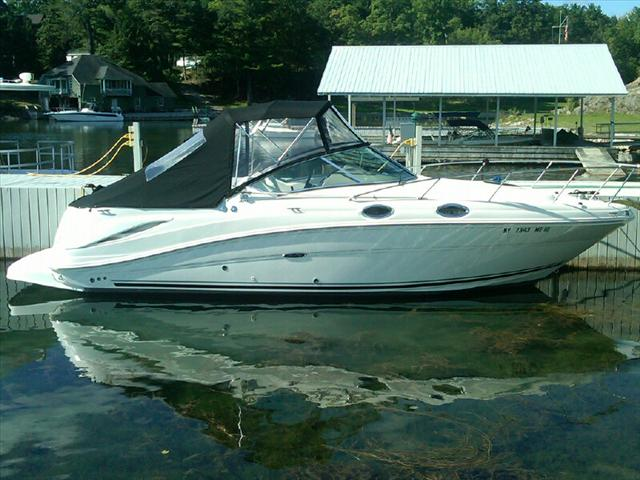 Used 2007 Sea Ray 270 Amberjack - Hutchinson's Boat Works