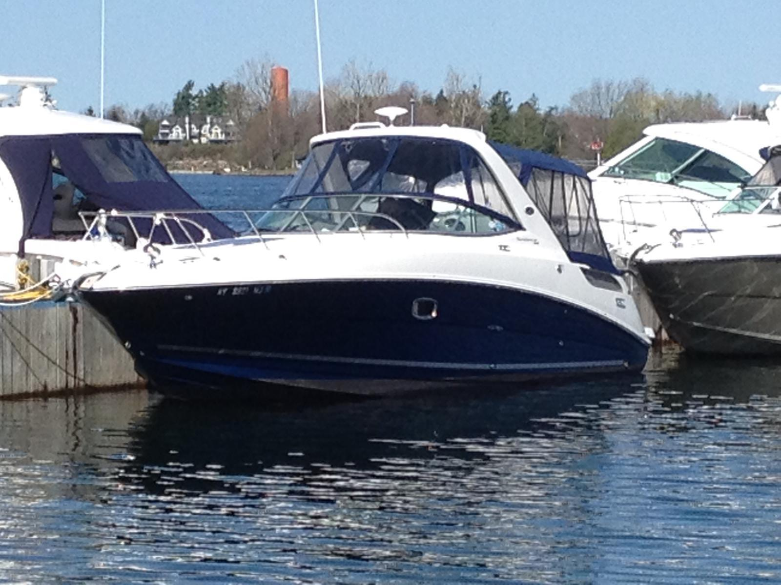 USED 2013 Sea Ray 310 Sundancer - Hutchinson's Boat Works