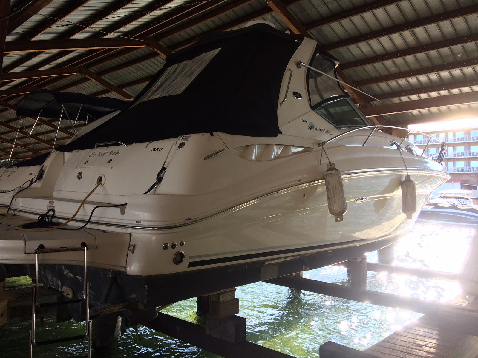 Used 2007 Sea Ray 320 Sundancer - Hutchinson's Boat Works