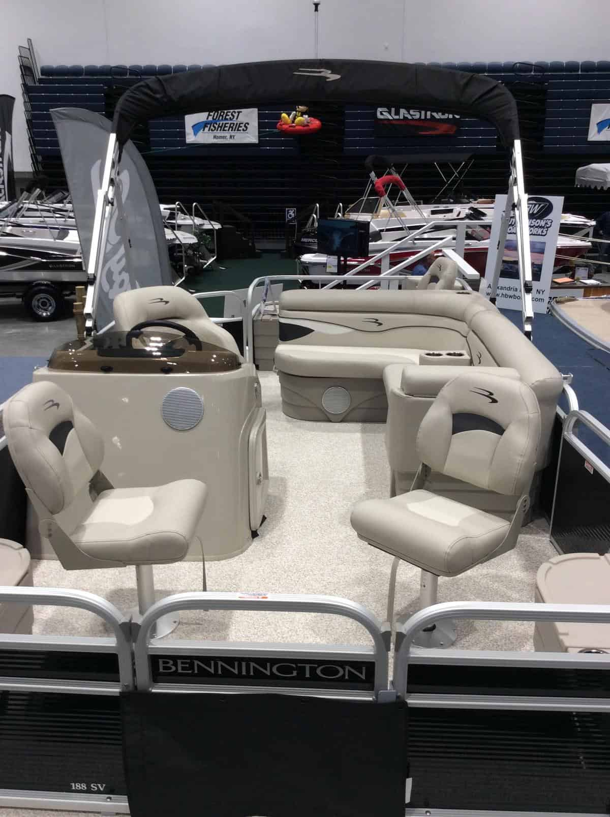 NEW 2019 Bennington 188SFV - Hutchinson's Boat Works