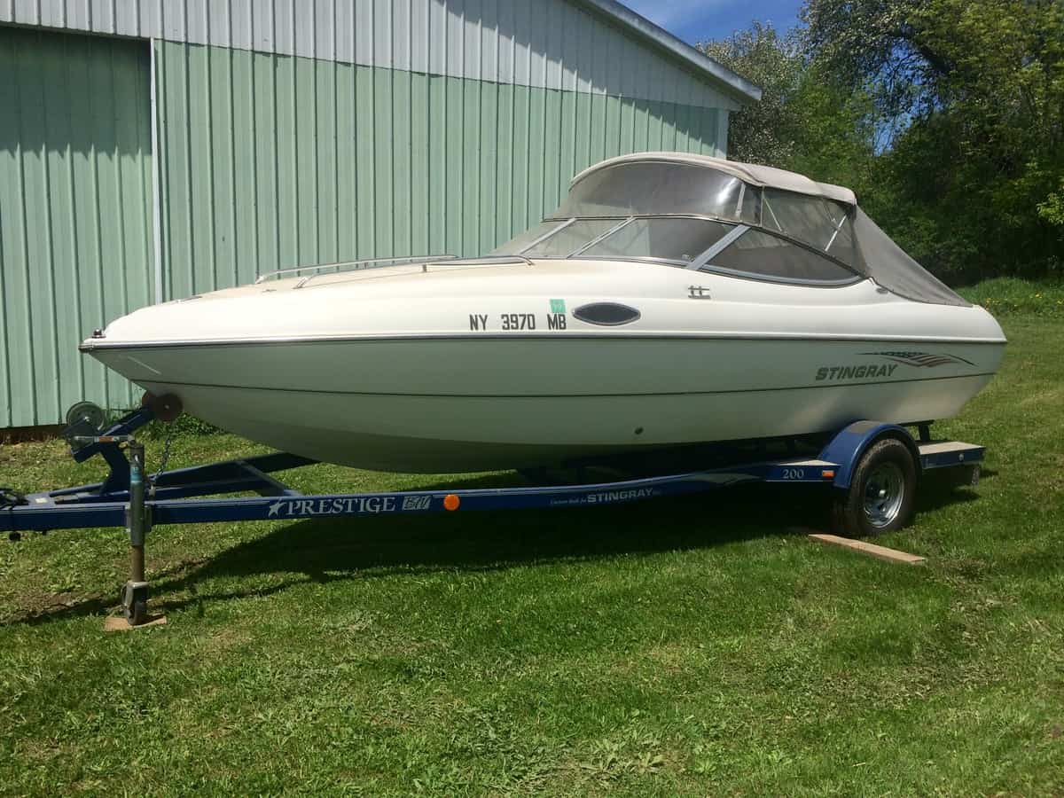USED 2005 Stingray 200 CS - Hutchinson's Boat Works