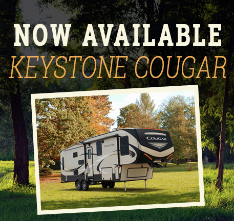 Keystone Cougar Available