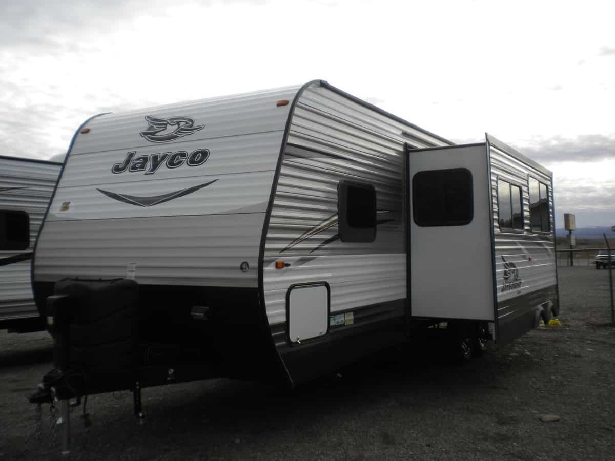 2017 JAYCO 28BHBE FLIGHT