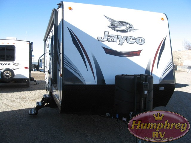 2017 JAYCO 23MRB WHITE HAWK