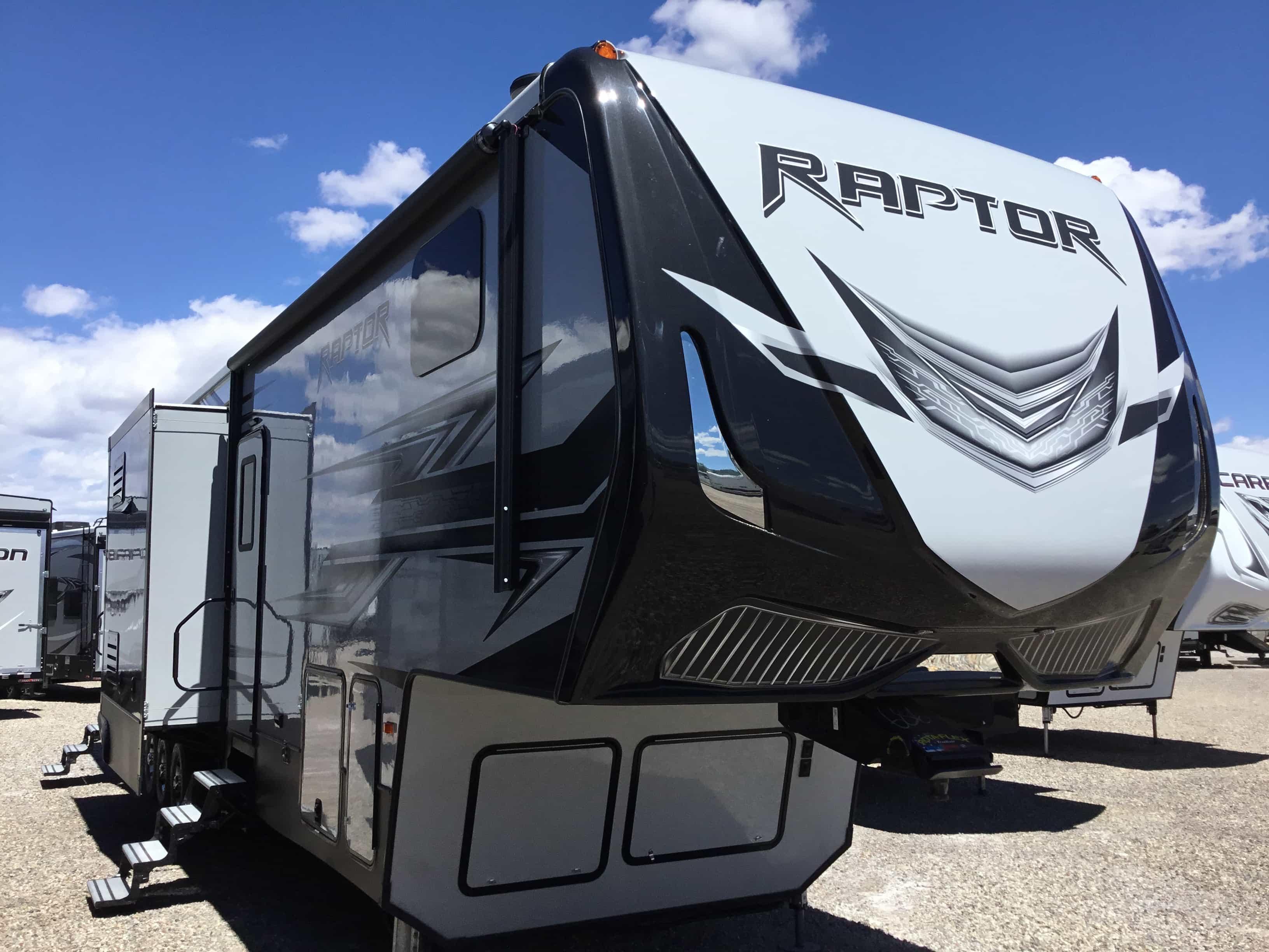 2017 KEYSTONE 424TS RAPTOR