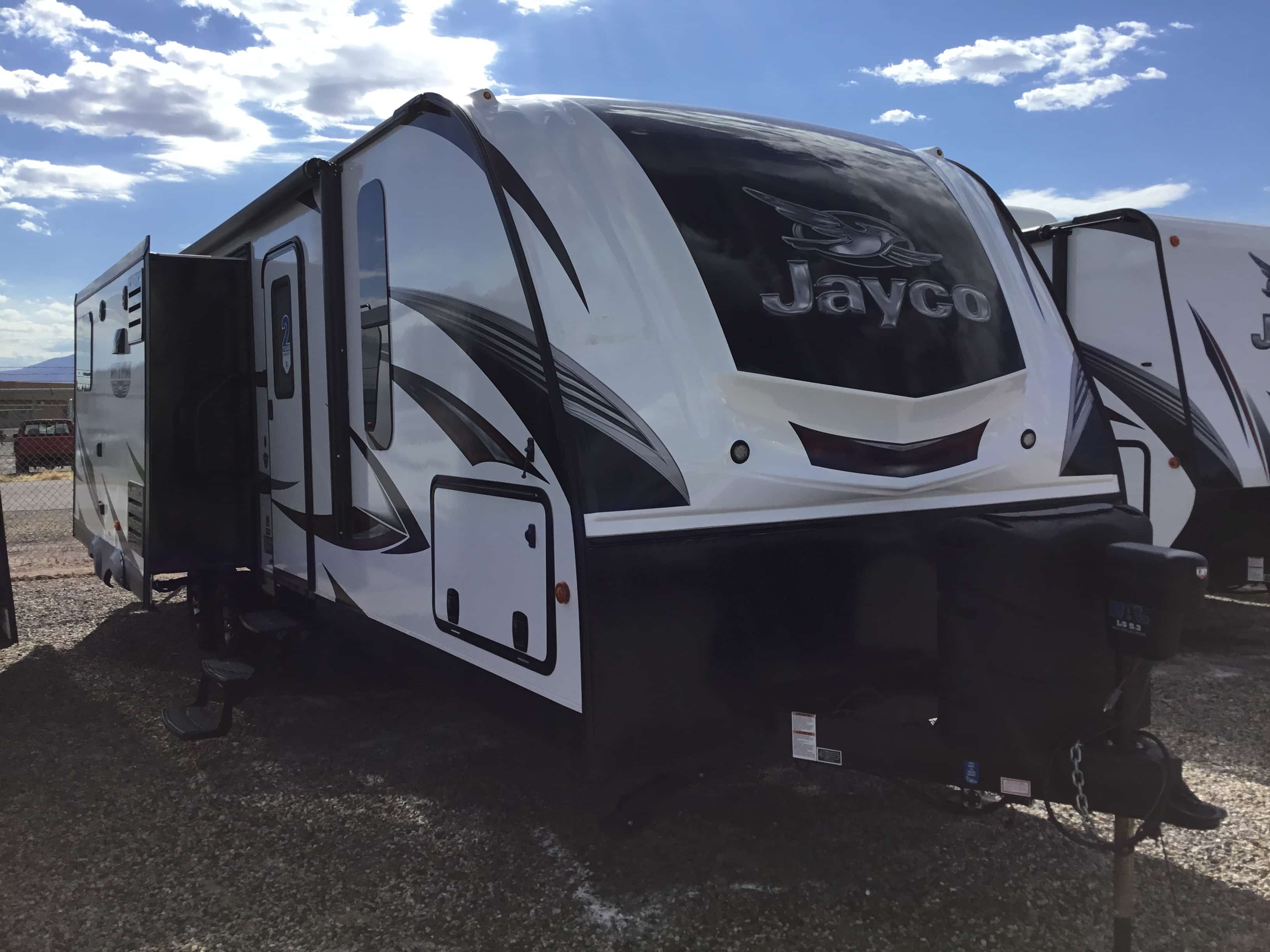 2017 JAYCO 29REKS WHITE HAWK