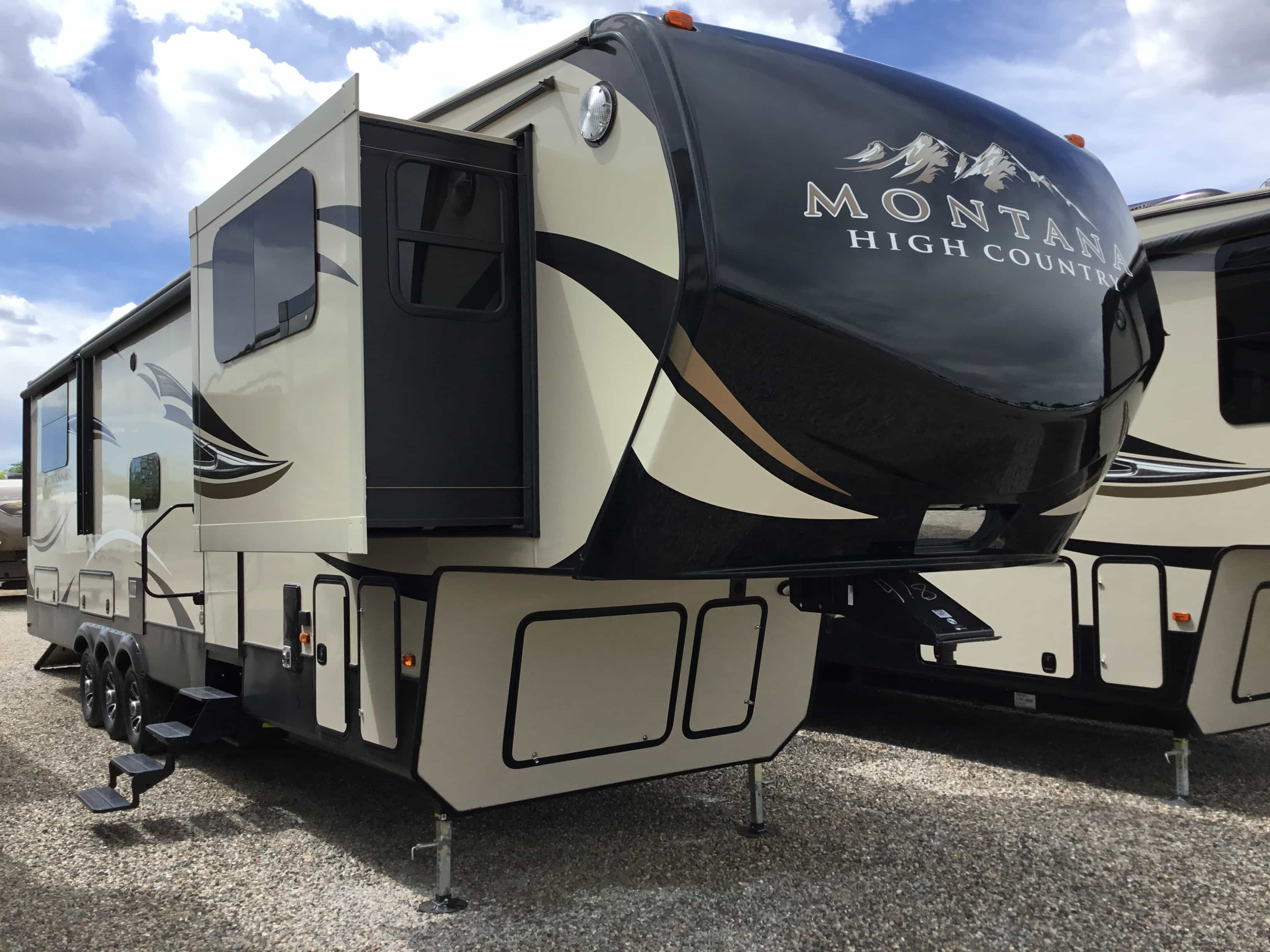 NEW 2017 KEYSTONE KYRV 380TH HC MONTANA