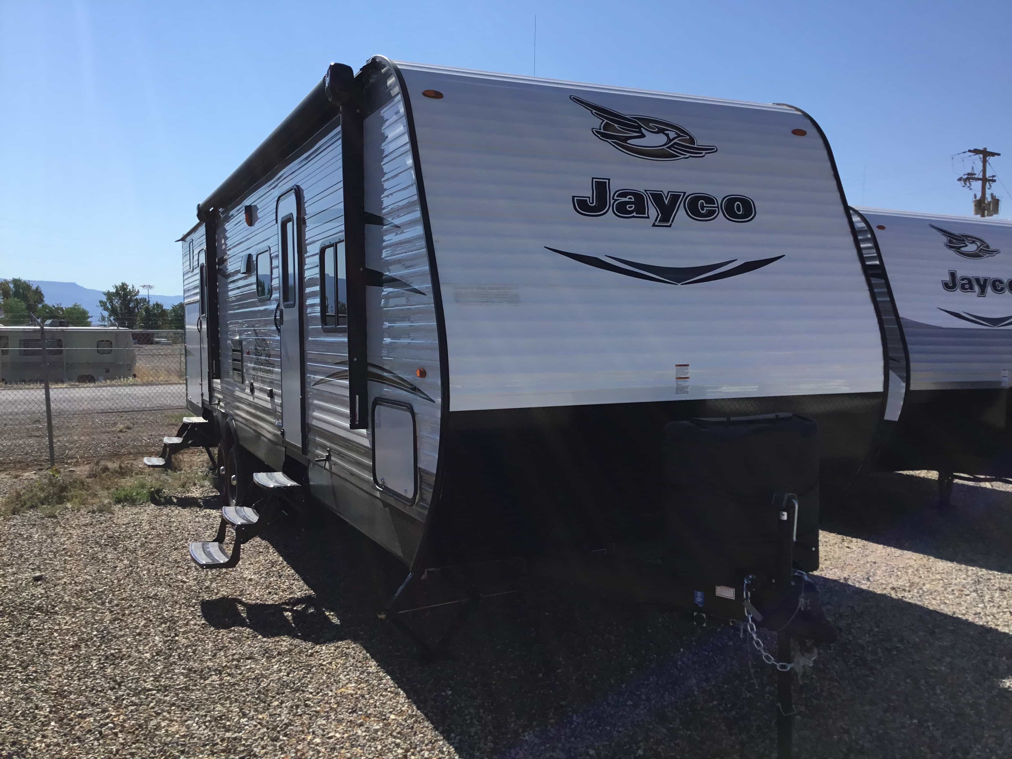 2017 JAYCO 32BDSW FLIGHT SLX