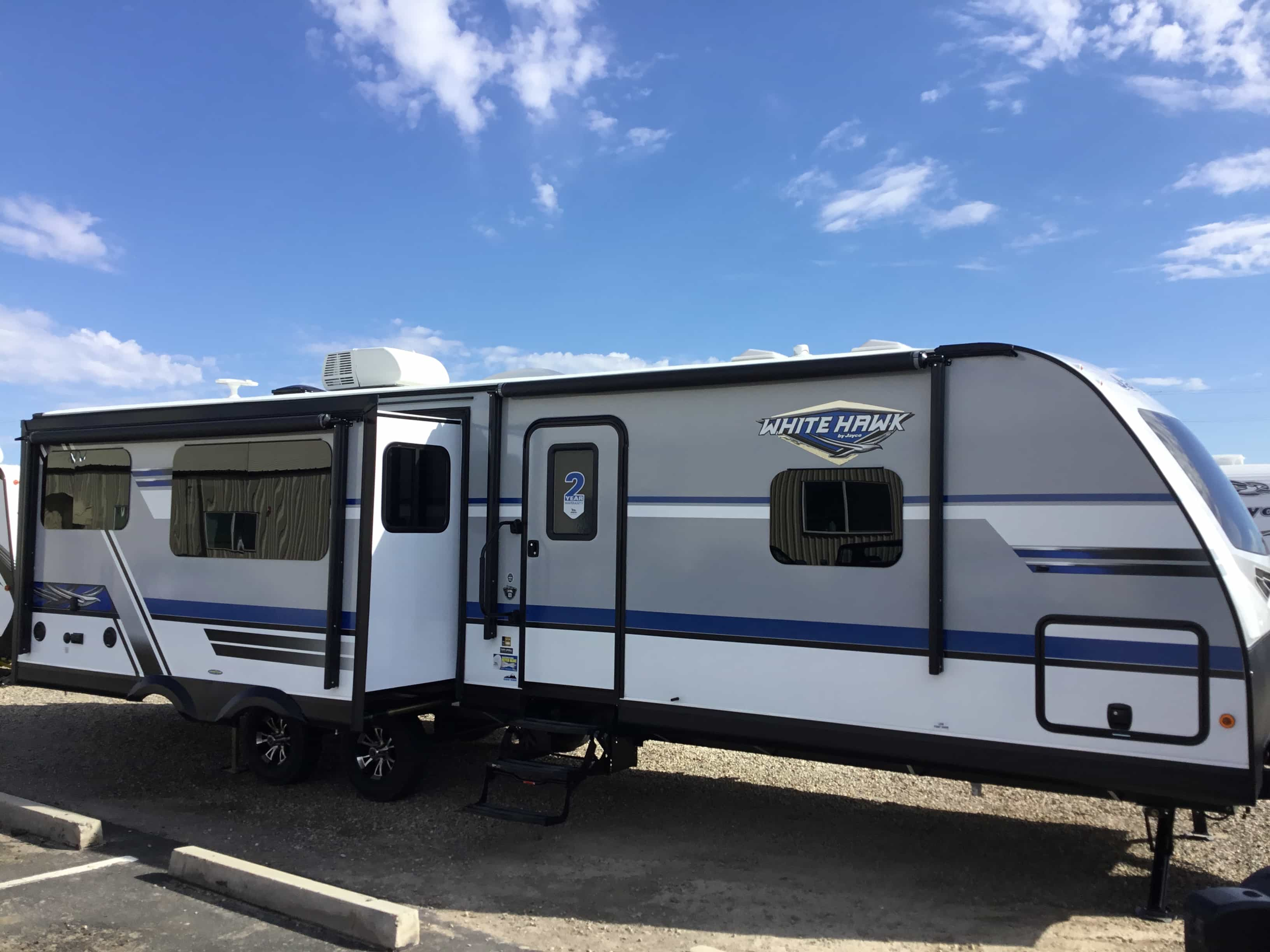 2018 JAYCO 31RL WHITE HAWK