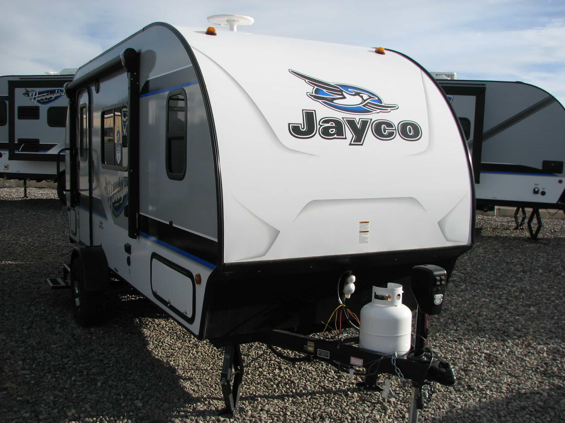 2018 JAYCO 17RB HUMMINGBIRD
