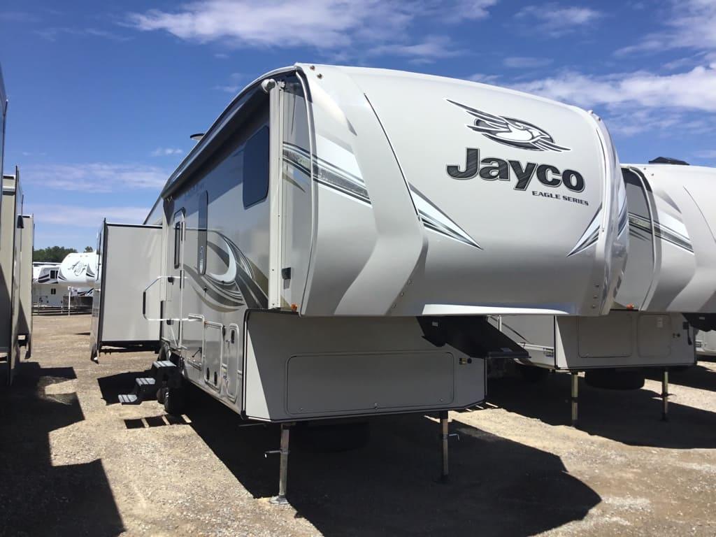2018 JAYCO 30.5MBOK EAGLE