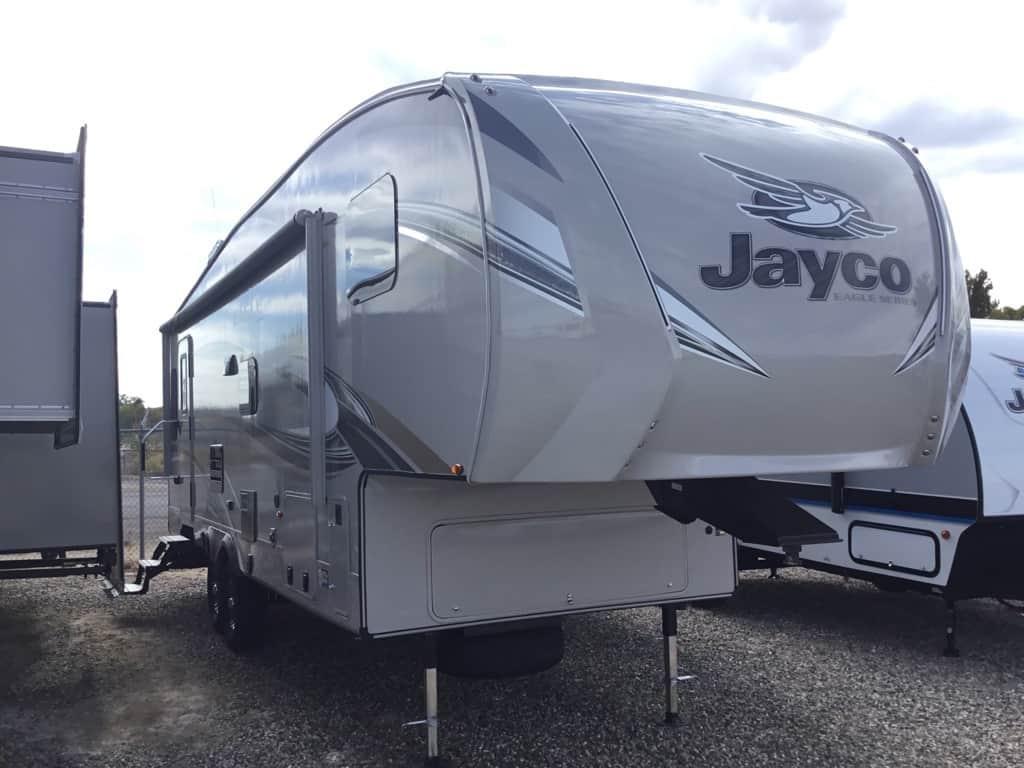 2018 JAYCO 26.5RLDS EAGLE HT