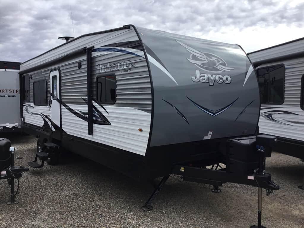 2018 JAYCO 265 OCTANE SUPER LITE