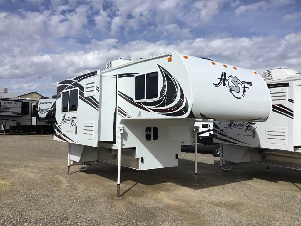2018 NORTHWOOD 811 ARCTIC FOX