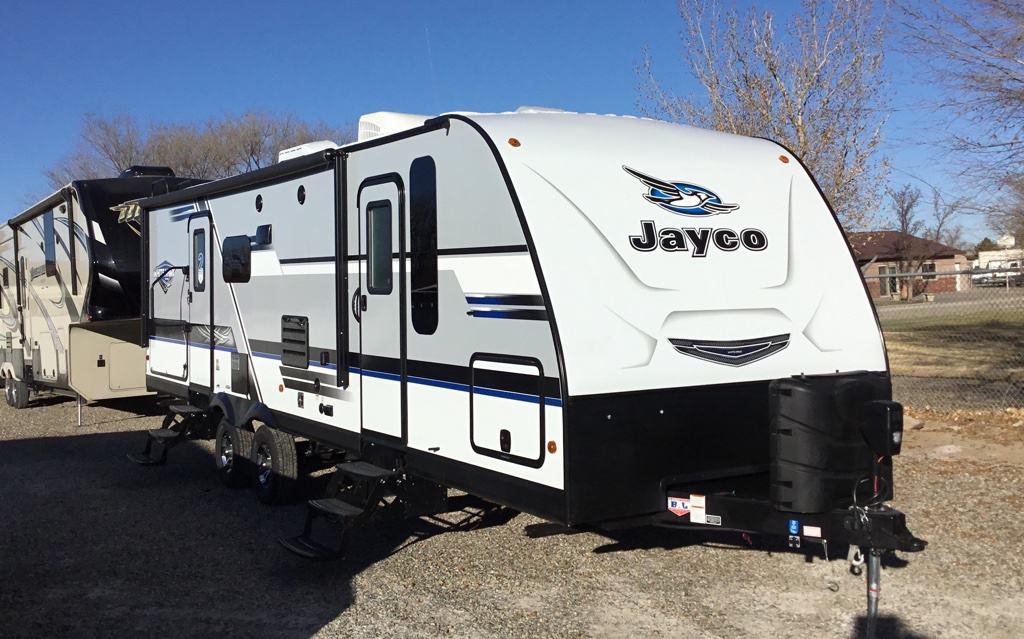 2018 JAYCO 27RB WHITE HAWK