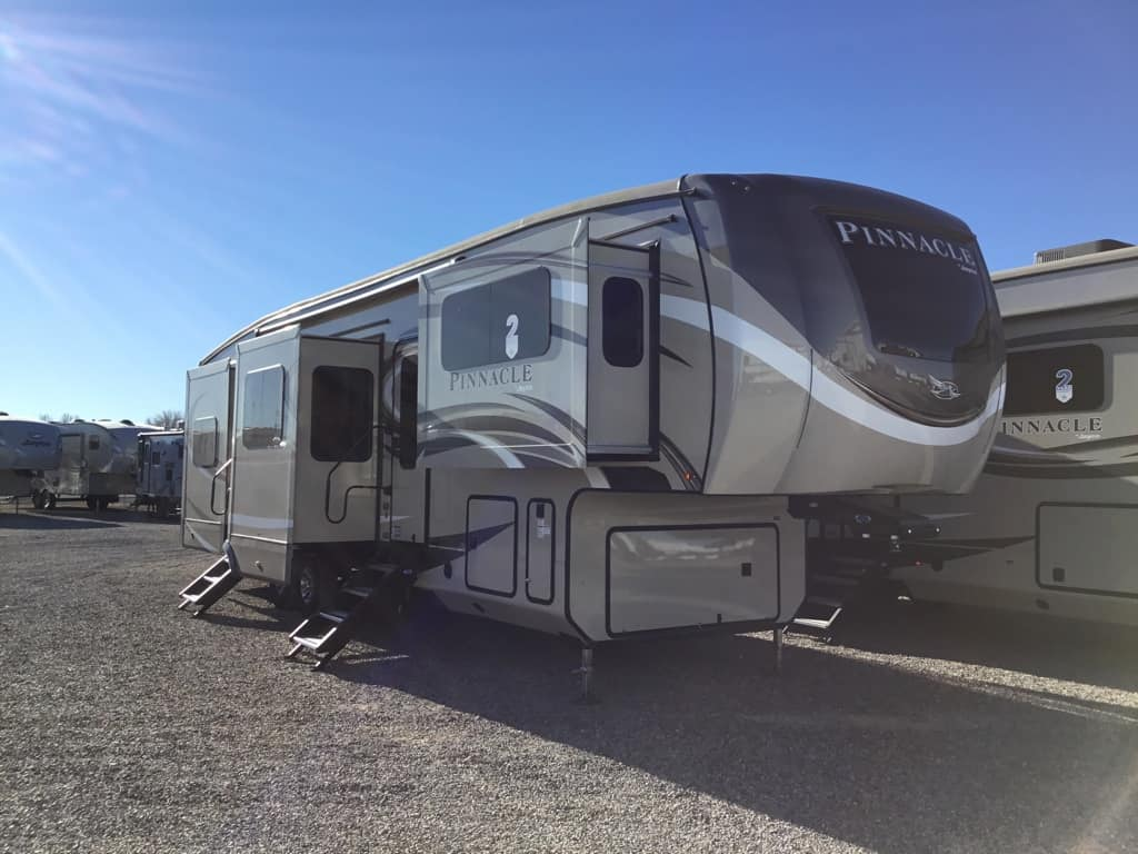 2018 JAYCO 38FLWS PINNACLE