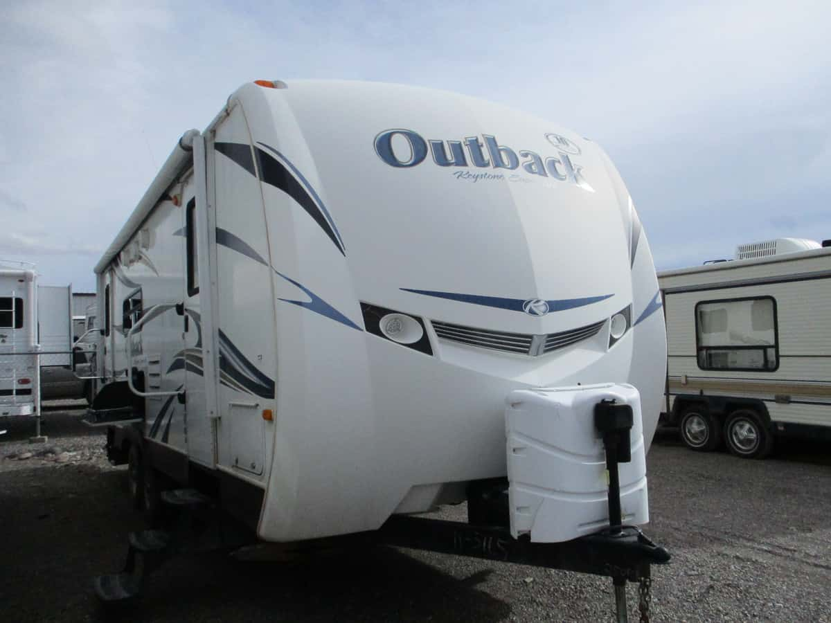2011 KEYSTONE 250RS OUTBACK