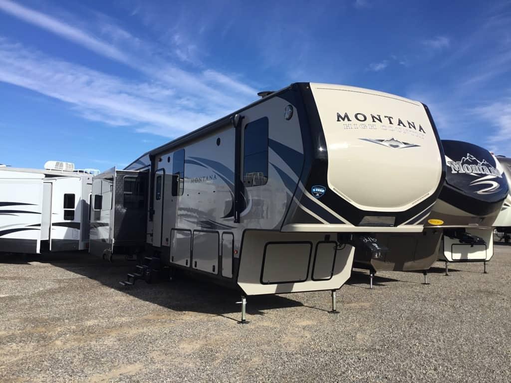 2018 KEYSTONE 384BR18 HC MONTANA