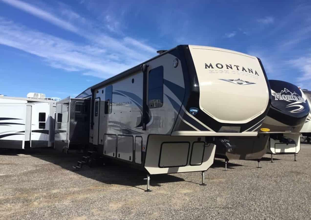 2018 KEYSTONE 384BR HC MONTANA