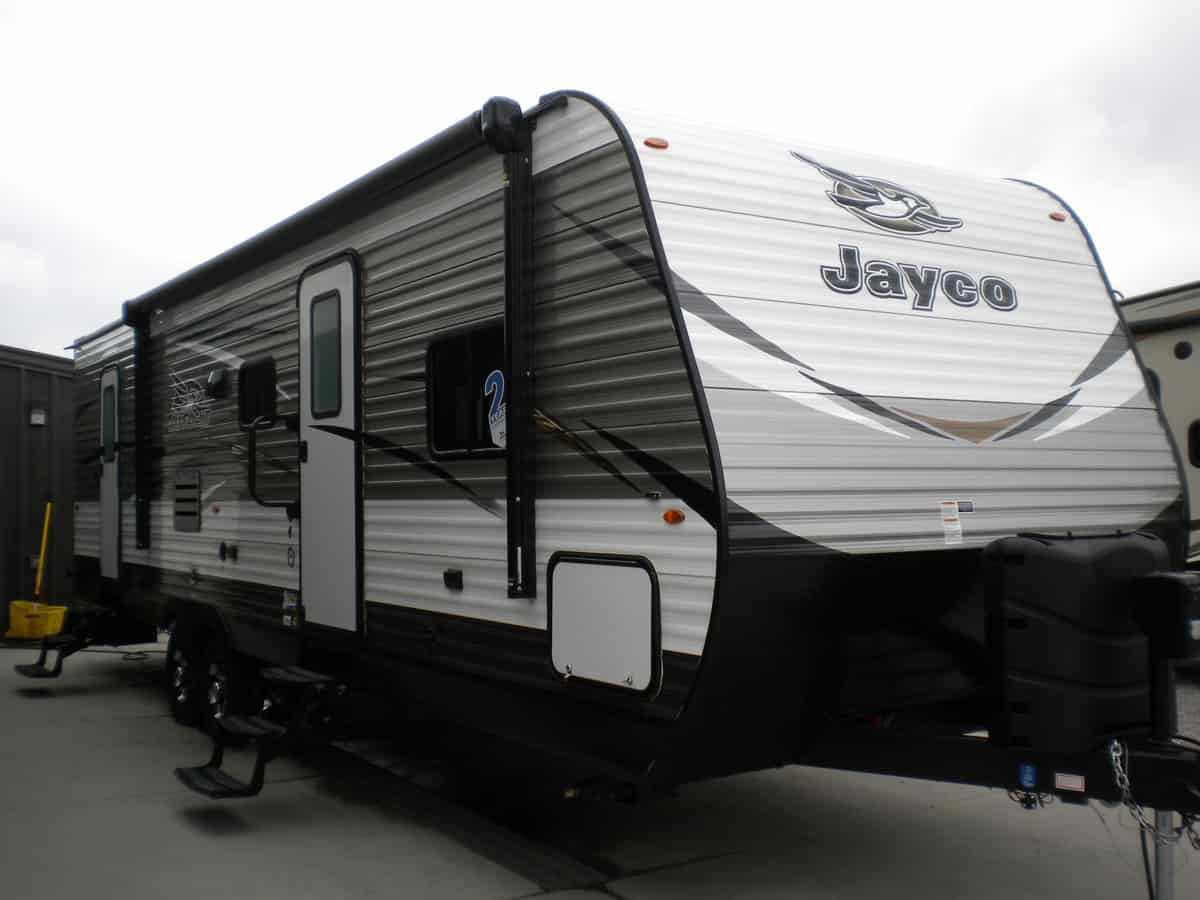 2018 JAYCO 28BHBE FLIGHT