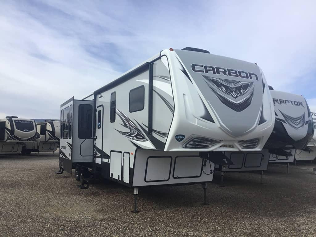 2018 KYRV 357 CARBON