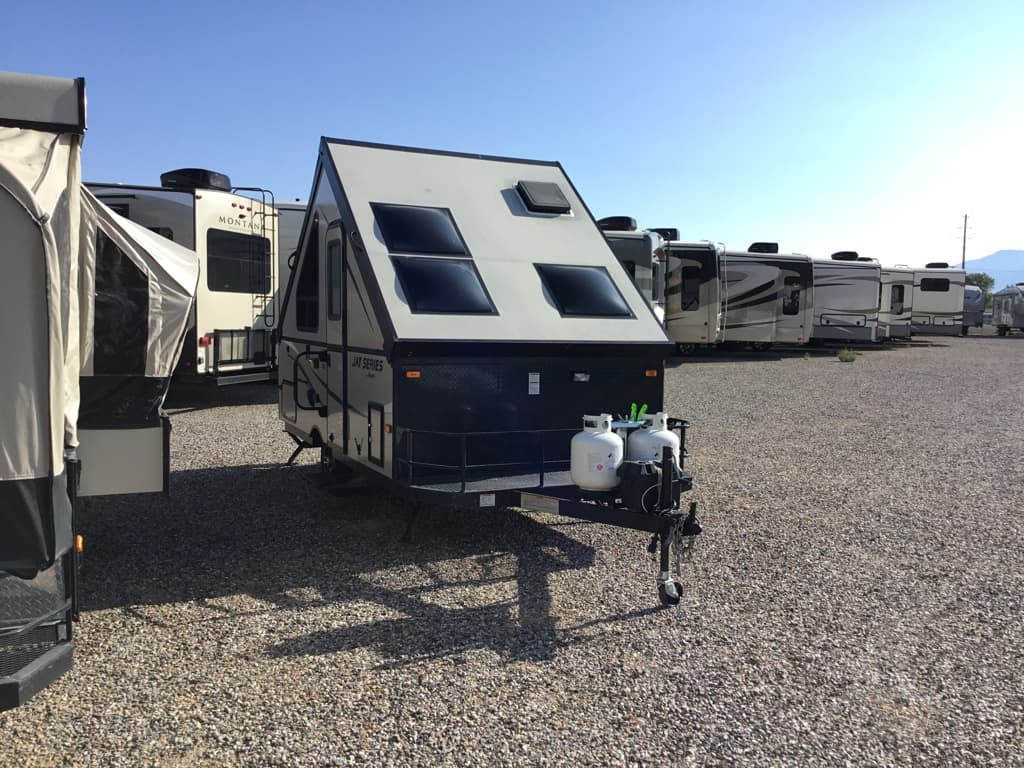 2016 JAYCO HARDWALL 12BMD