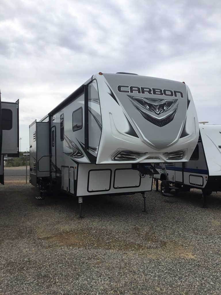 2019 KEYSTONE 347 CARBON