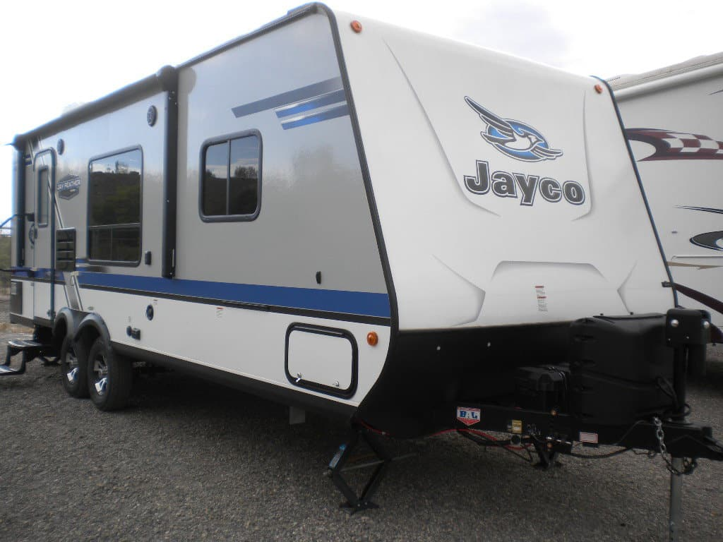 2018 JAYCO 22RB FEATHER