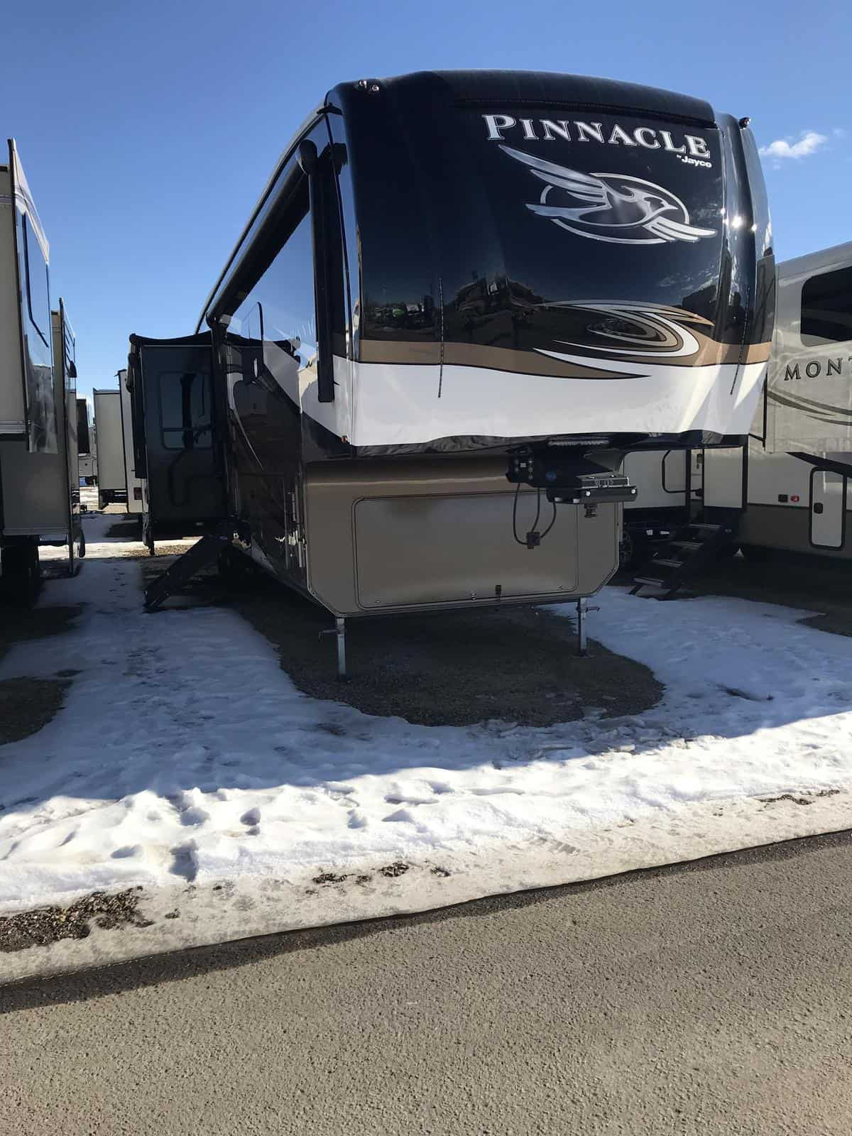 2019 JAYCO 36FBTS PINNACLE