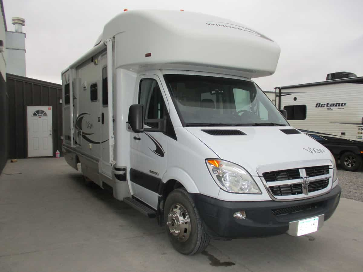 2007 WINNEBAGO 24J VIEW