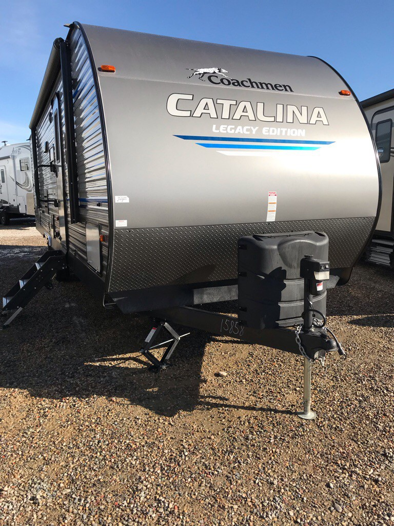 2019 FOREST RIVER 293QBCKLE CATALINA
