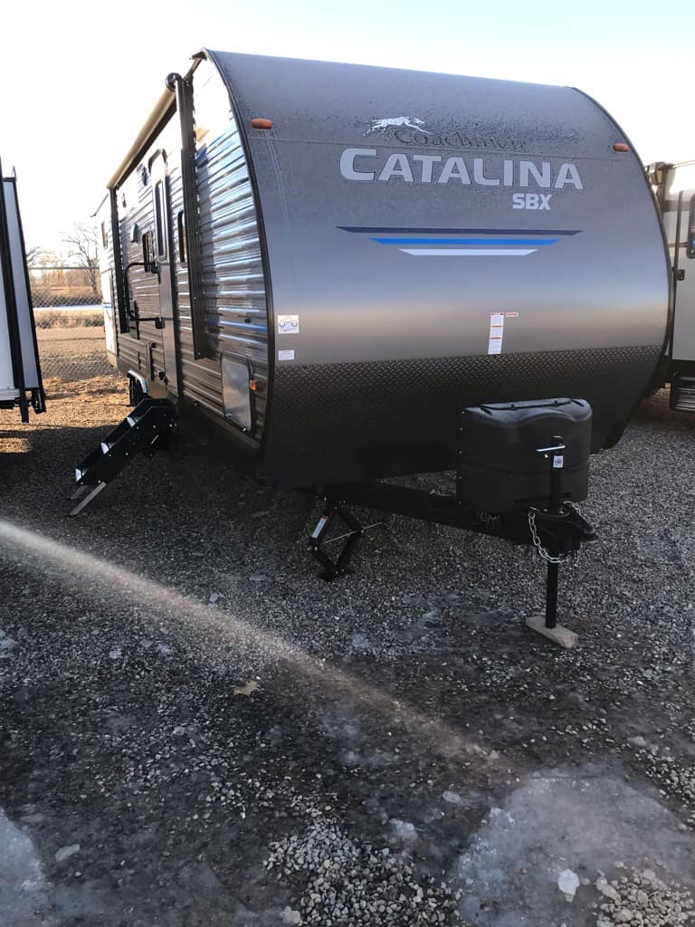 2019 FOREST RIVER 291BHS CATALINA