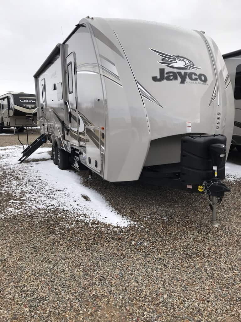 2019 JAYCO 262RBOK EAGLE HT