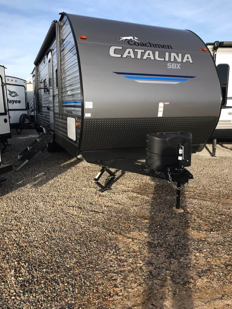 2019 FOREST RIVER 281DDS CATALINA