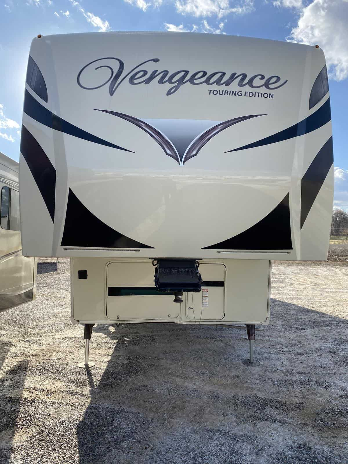 2015 FOREST RIVER 38L12 VENGEANCE TOURING