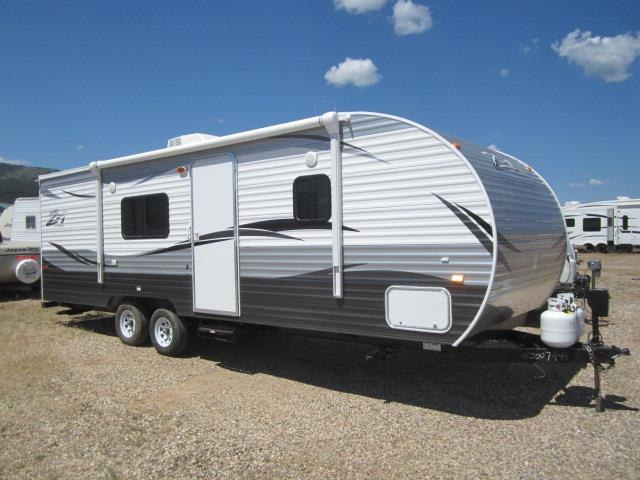 NEW 2016 CROSSROADS Z-1 ZT252BH - Jack's Campers
