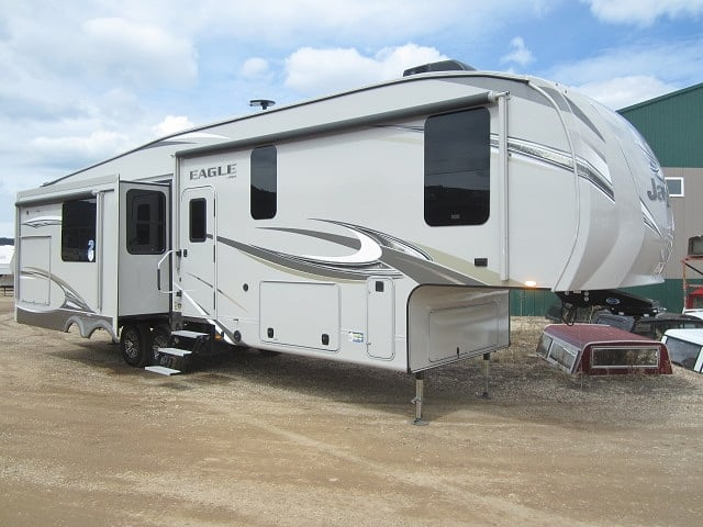 NEW 2018 JAYCO EAGLE 317RLOK - Jack's Campers