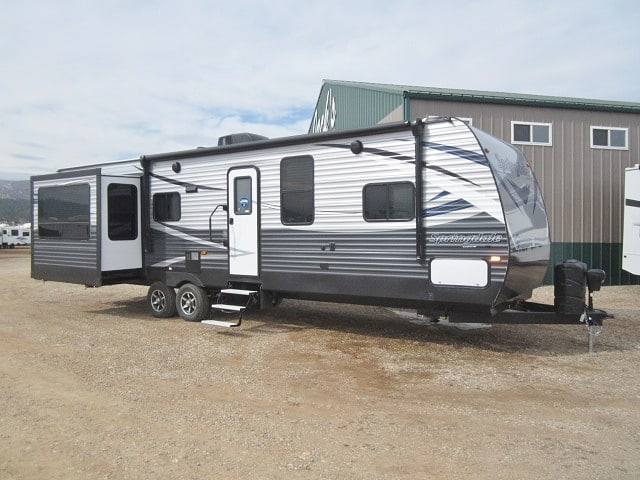 NEW 2018 KEYSTONE RV SPRINGDALE 311RE - Jack's Campers