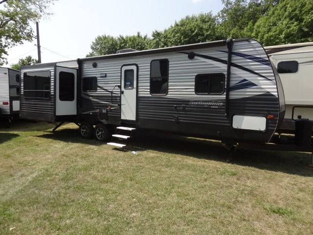 NEW 2018 KEYSTONE SPRINGDALE 311RE - Jack's Campers