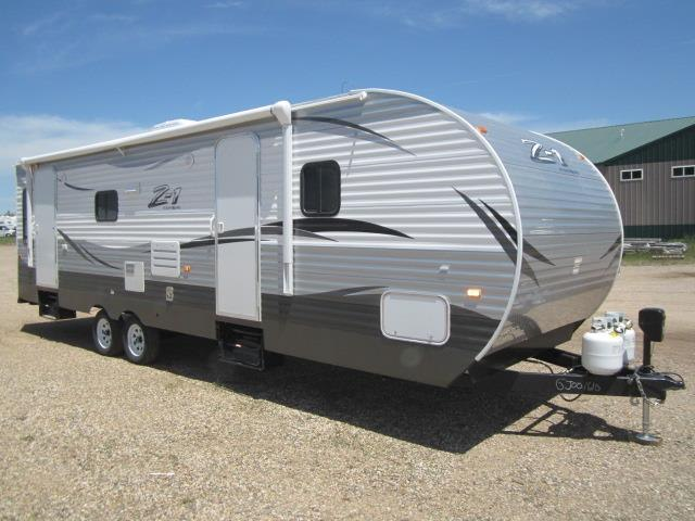 NEW 2016 CROSSROADS Z-1 ZT291RL - Jack's Campers